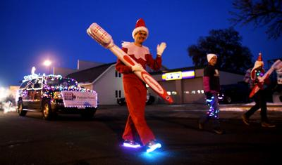 Lions Lighted Christmas Parade