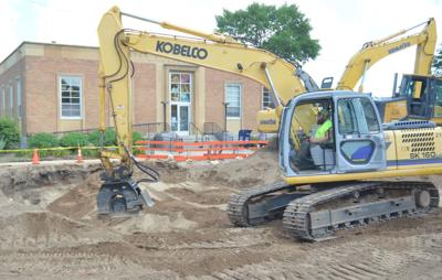 Construction update June 26