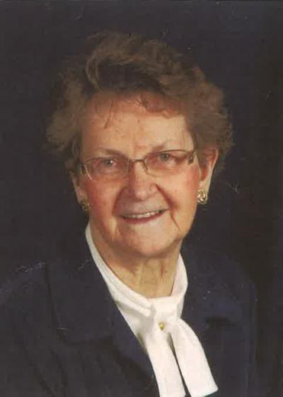 Betty Jorgensen, 90