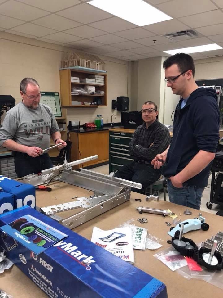 Robotics in the making