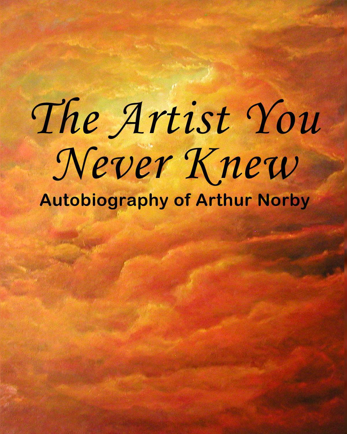 The Artist You Never Knew book cover
