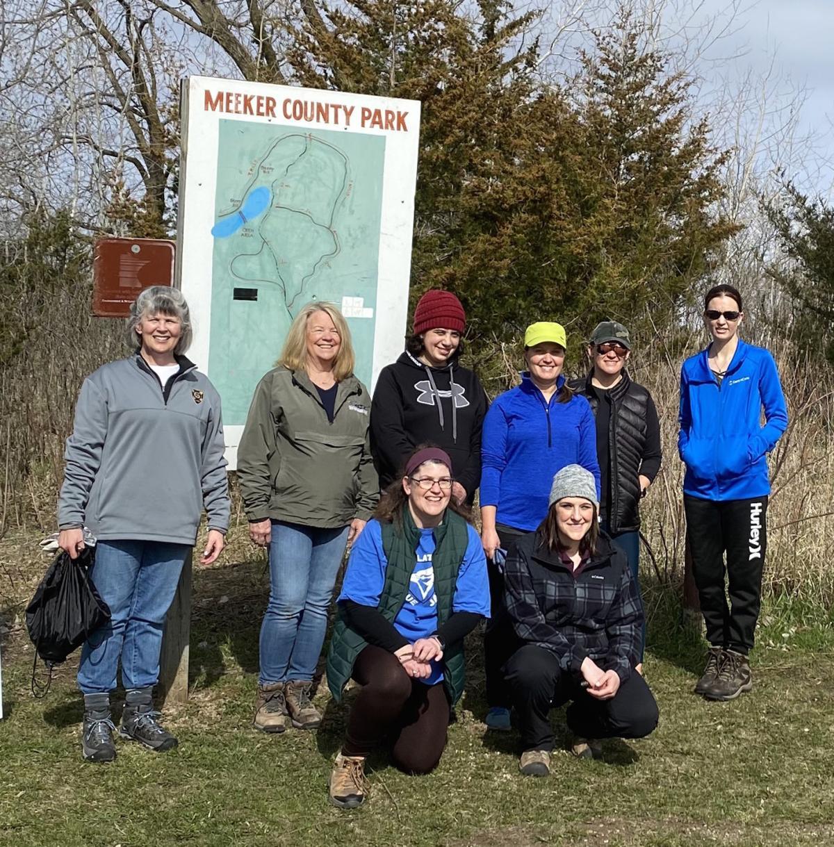 Earth Day hike