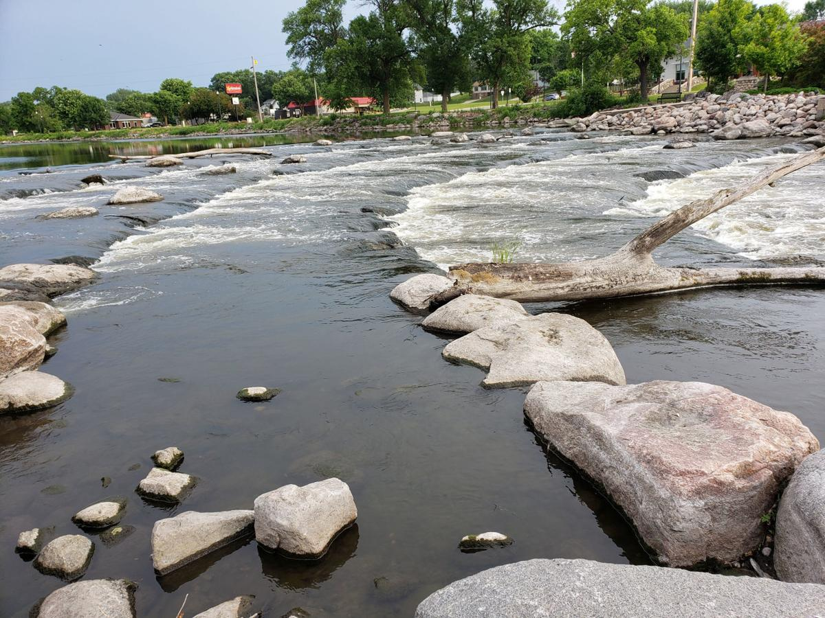 Lakes and river restoration