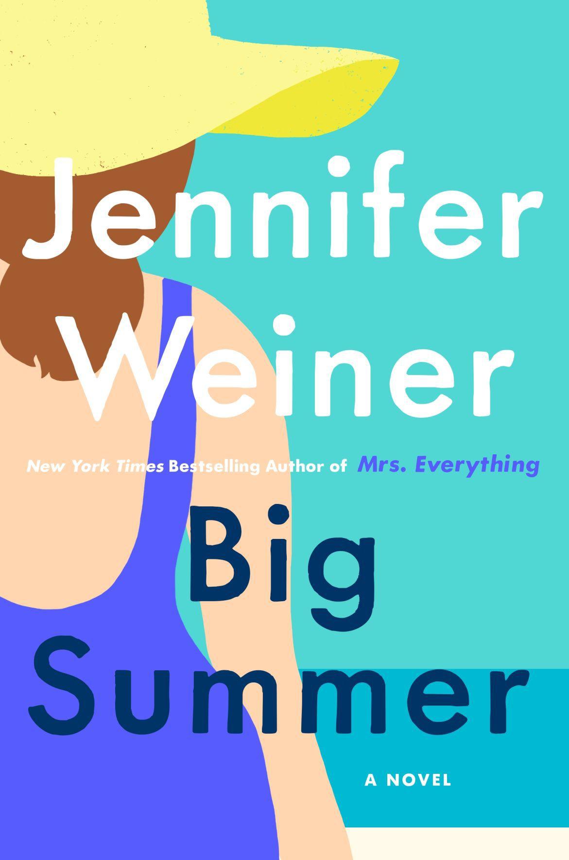 Big Summer book cover