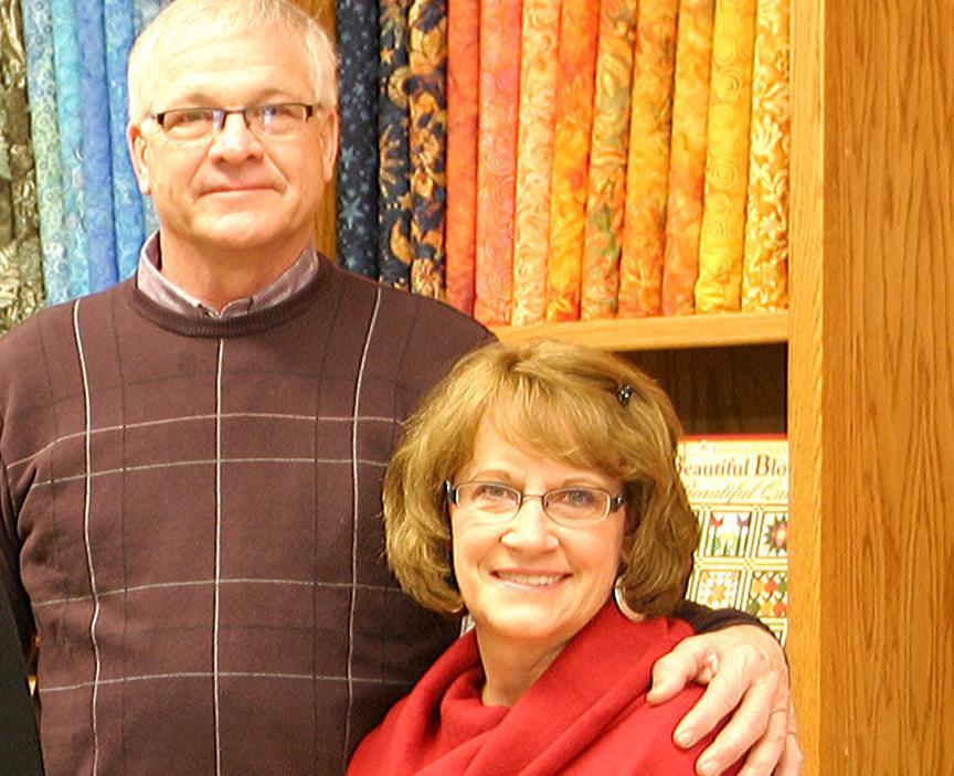 Hutchinson quilt shop featured in magazine | Living ... : hutchinson quilt shop - Adamdwight.com
