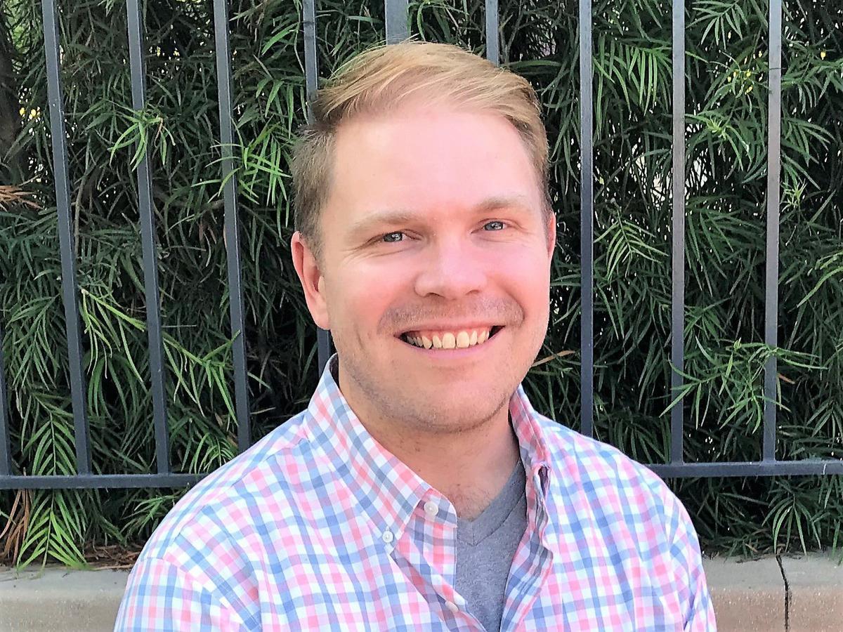 The Rev. Mike Giesenhagen