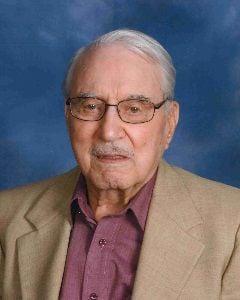 Donald Fitzgerald, 96