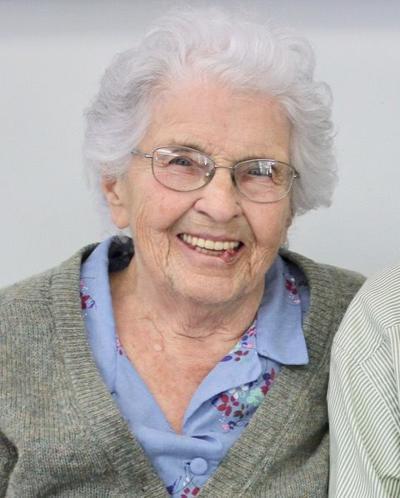 Nola Martin, 92