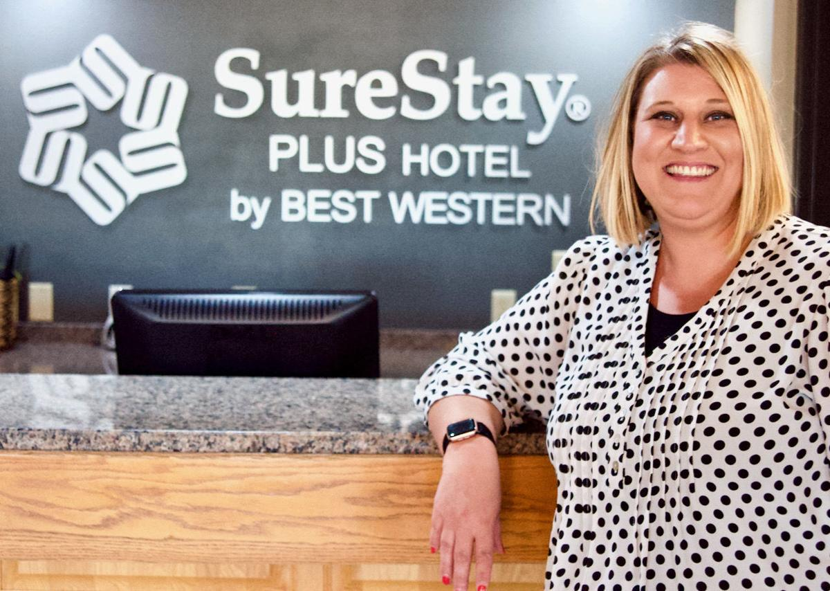 SureStay Plus general manager