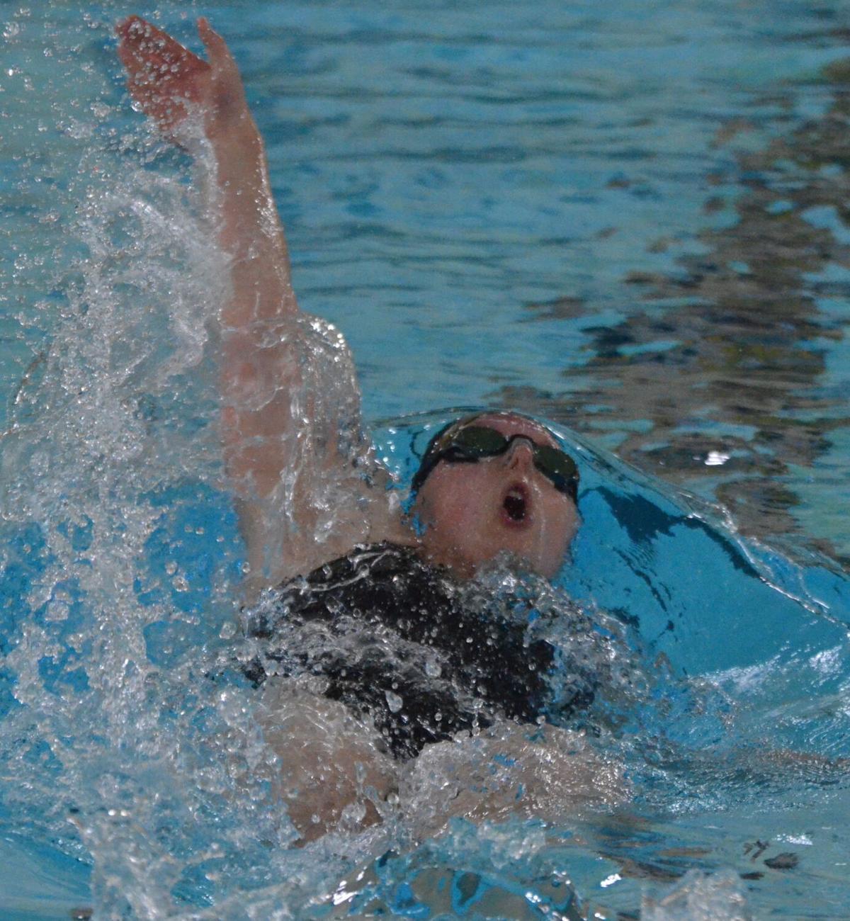 Farrell backstroke