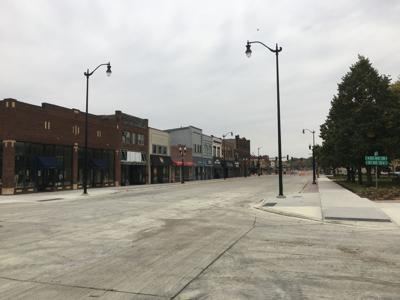 Construction update Sept. 25