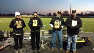 2020 Hutchinson High School Wall of Fame inductees