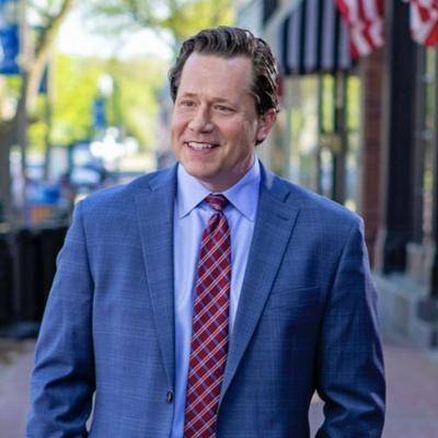 Attorney General candidate Dennis Smith