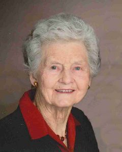Mildred ZumHofe, 90