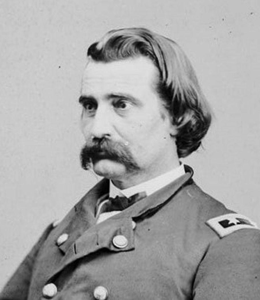 Maj. Gen. John A. Logan