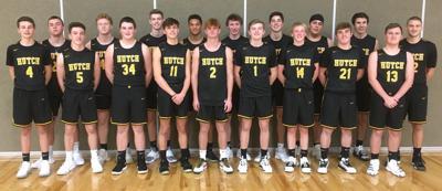 2019-20 Hutchinson boys basketball team