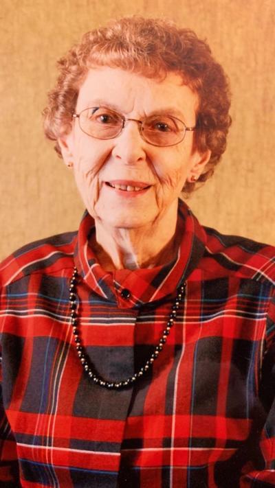 Ruby Haagenson, 94