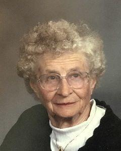 Ellen Brecht, 96