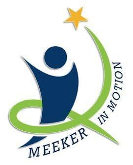 Meeker in Motion logo