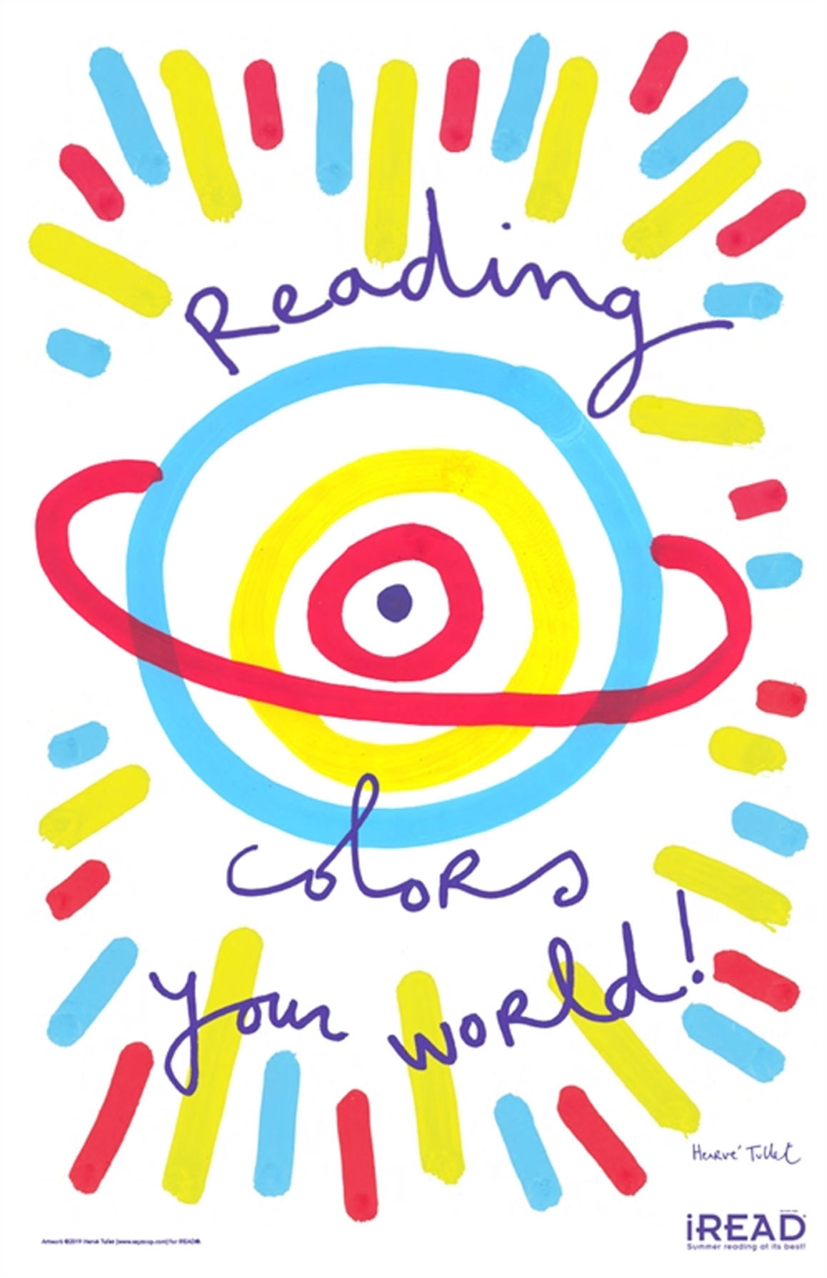 Reading Colors Your World graphic