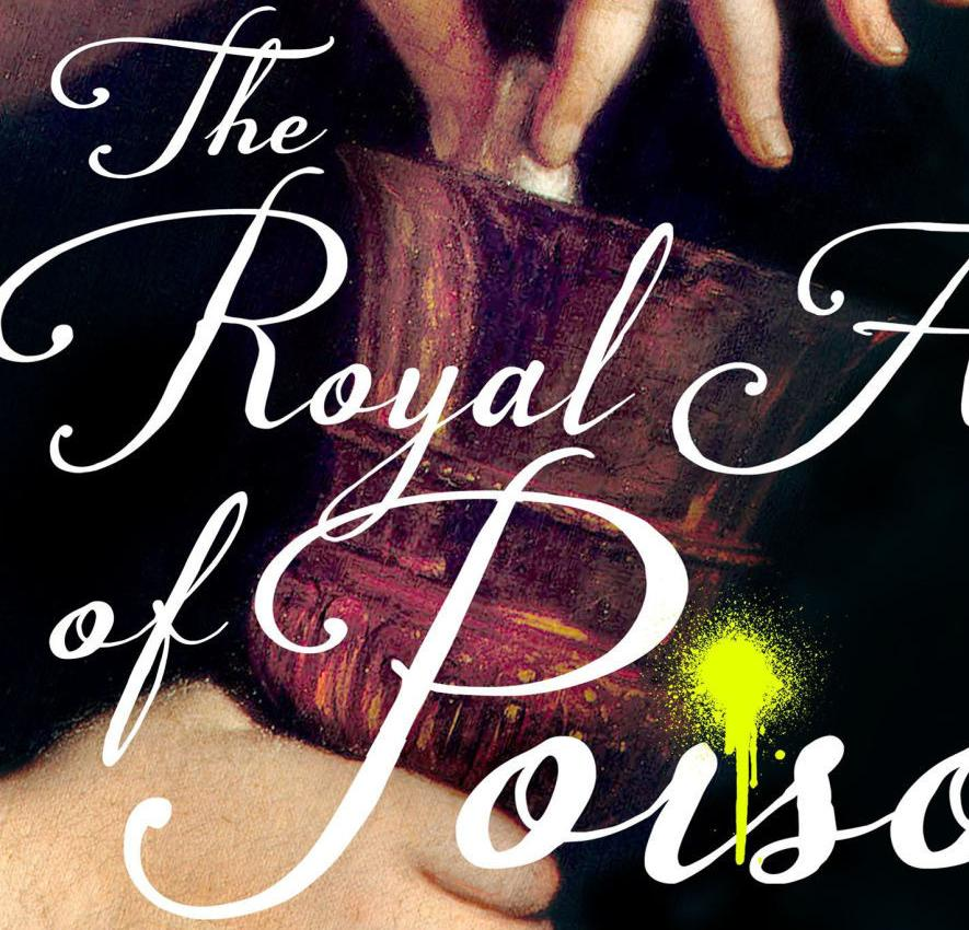 Royal Art of Poison book cover