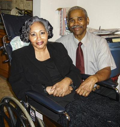 Anthony and Florence Cowels