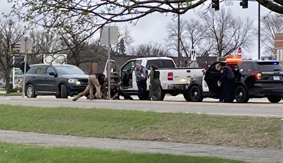Highway 15 arrest