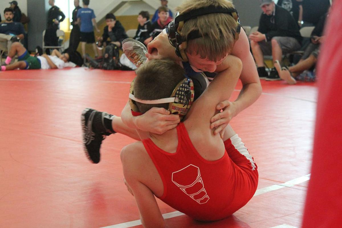 Hutch youth wrestler competes on national stage | Sports