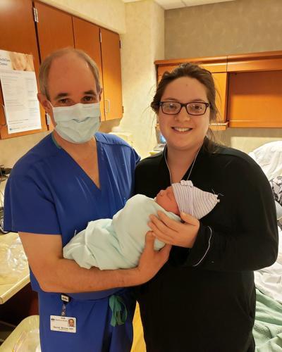 Dr. Byron and Zandra Floeder