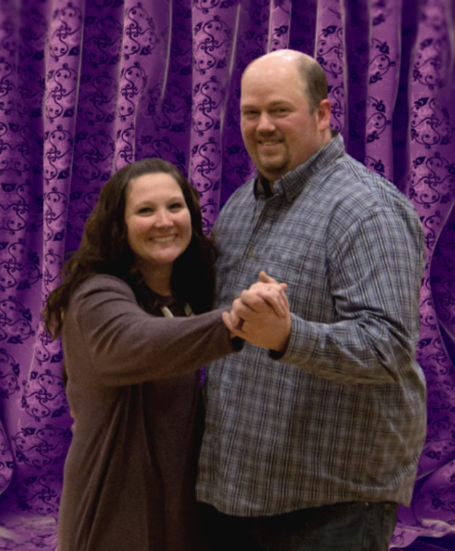 Grove City: Cory and Tina Carr