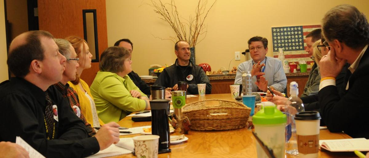Community leaders meet to talk about school safety