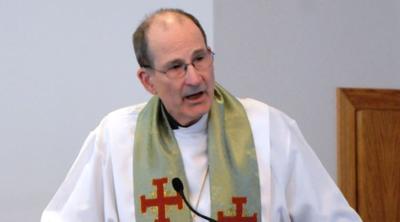 Bishop John LeVoir