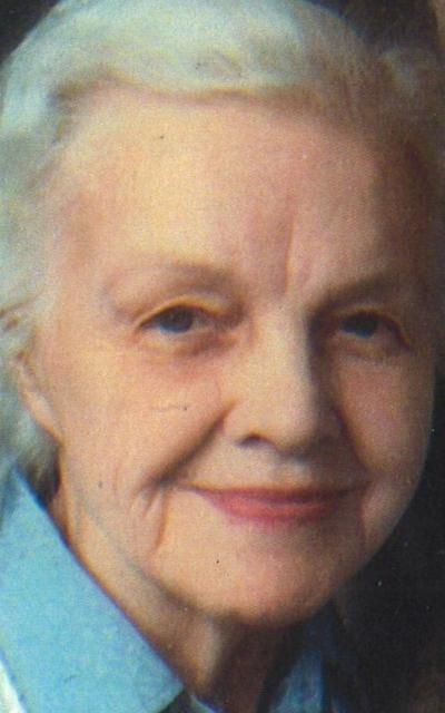 June Cavert, 97