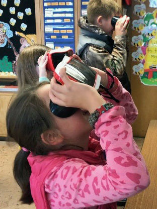 Park Elementary goes virtual