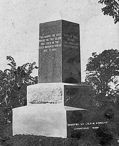 Acton Monument