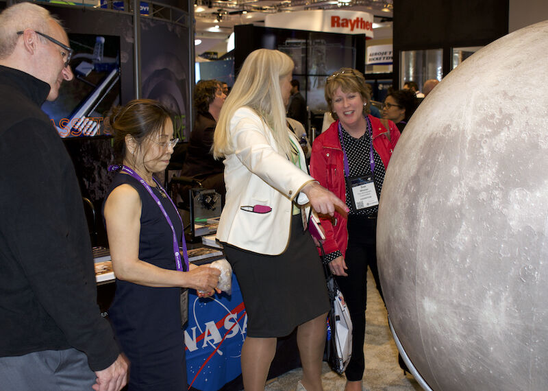 Slideshow: Inside the 35th Space Symposium