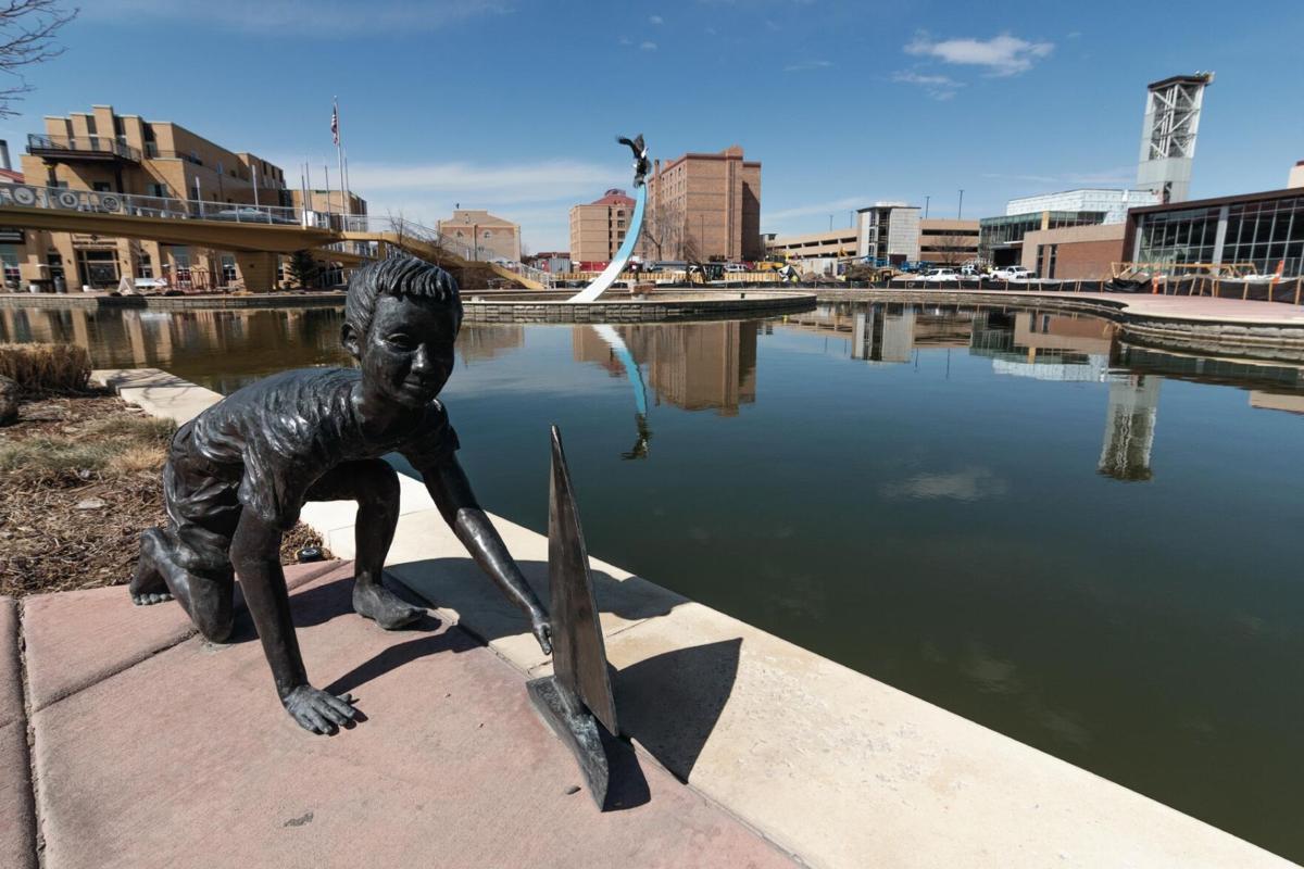 Slideshow: Pueblo Riverwalk improvements near completion