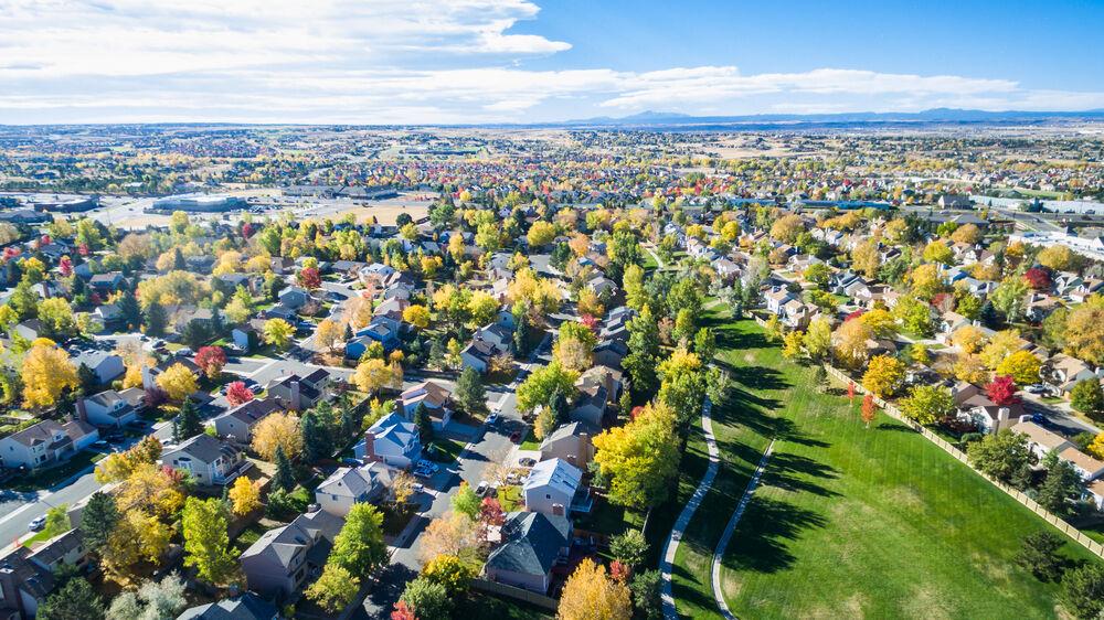 Colorado neighborhood
