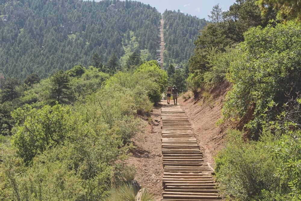 Manitou Incline to stay closed, city announces