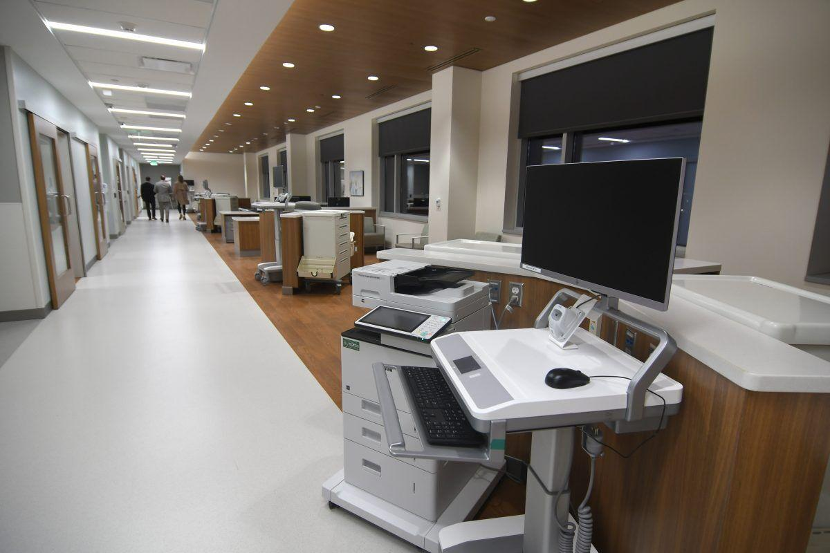 Slideshow: Inside Memorial Hospital North's $129M expansion