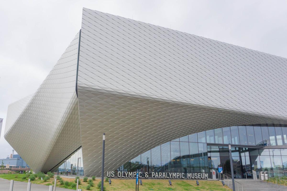 U.S. Olympic & Paralympic Museum opens doors