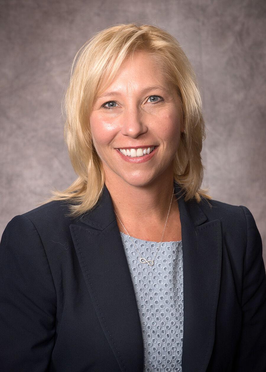 County Administrator Amy Folsom