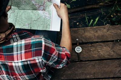 Hiking Bob: Take a minute to take a break