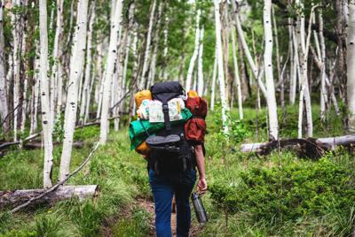 backpack, hiking, travel, outdoors, recreation, nature, backpacking, camping, trail, woods, forest
