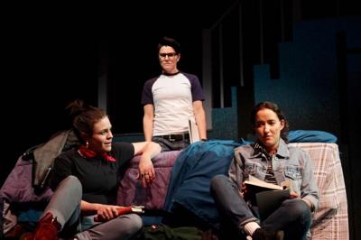 Fine Arts Center's LGBTQ reception and talk-back unpacks the queer themes of Fun Home