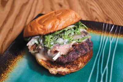 Bao buns and a bangin' burger at Streetcar 520