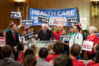 Opinion: Dem establishment is demonizing Bernie