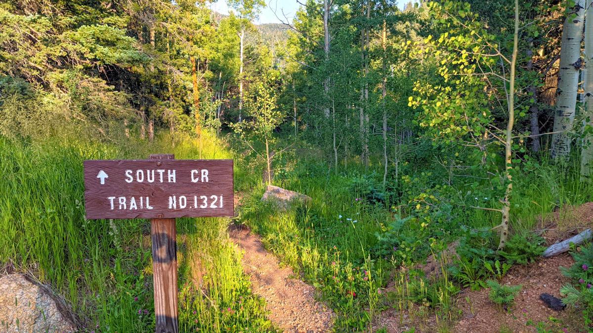 South Creek Trailhead
