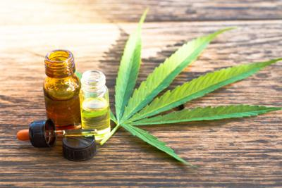 Cannabis oil extracts