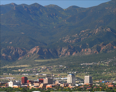 Cycling paradise? Not everywhere in Colorado Springs